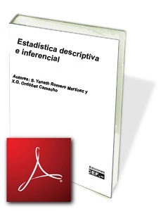 Libro PDF CEF.- Estadística descriptiva e inferencial http://www.cef.es/libros/estadistica-descriptiva_inferencial.html