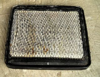 Poor Man's Guide - BMW K100 Motorcycle: AIR FILTER - for under ten dollars