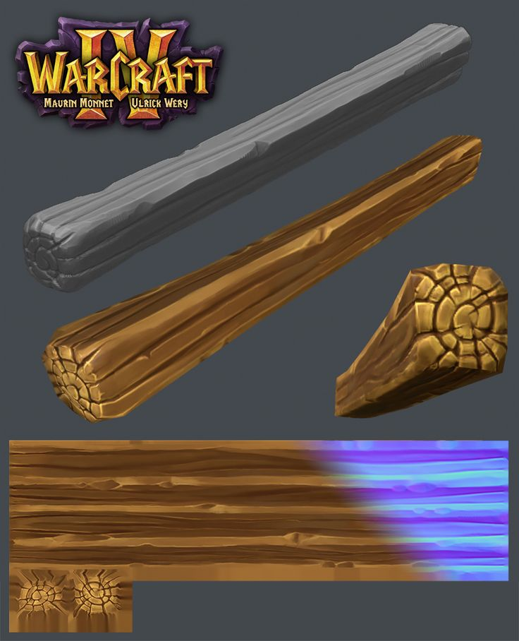 WARCRAFT IV - 3D FANART - Page 2 - Polycount Forum