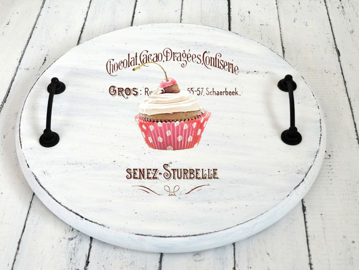 Dreams Factory: Vintage & Shabby French Made tray