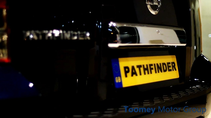 Have you seen the new Nissan Pathfinder, for sale at Toomey?    http://www.toomey.uk.com/nissan/new-cars/nissan-pathfinder/