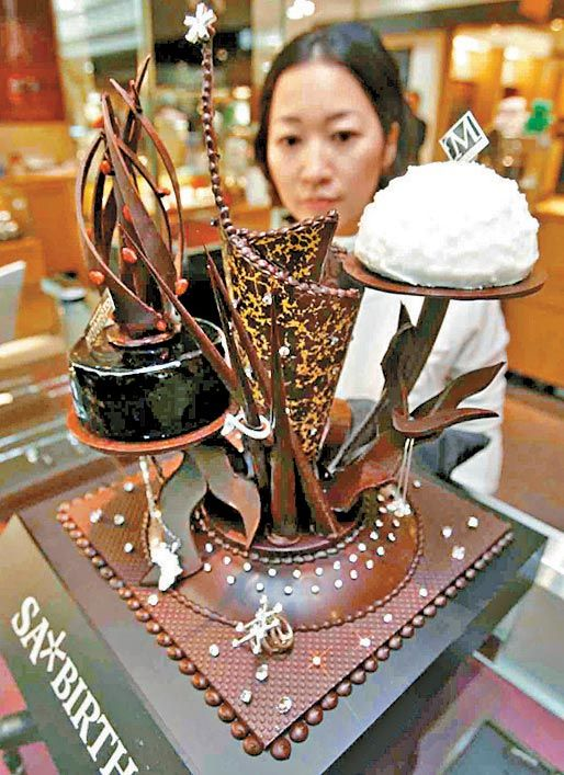 33 best images about world 39 s most expensive cakes and for Most expensive wedding photographer in the world