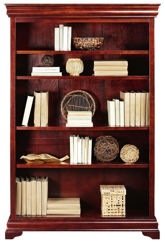 com attractive black shelving cherry amazon decorators dp furniture new storage home open bookcases shelf bookcase bookshelf wood