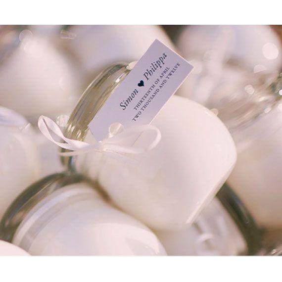 Wedding Bonbonniere Candles by MascandFemme on Etsy, $5.60