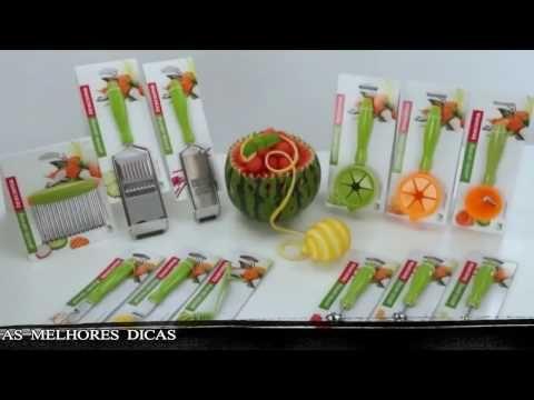 10 Gadgets de cozinha que você vai querer ter  ✂️ - YouTube