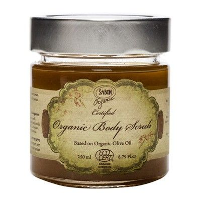 sabon body scrub how to use