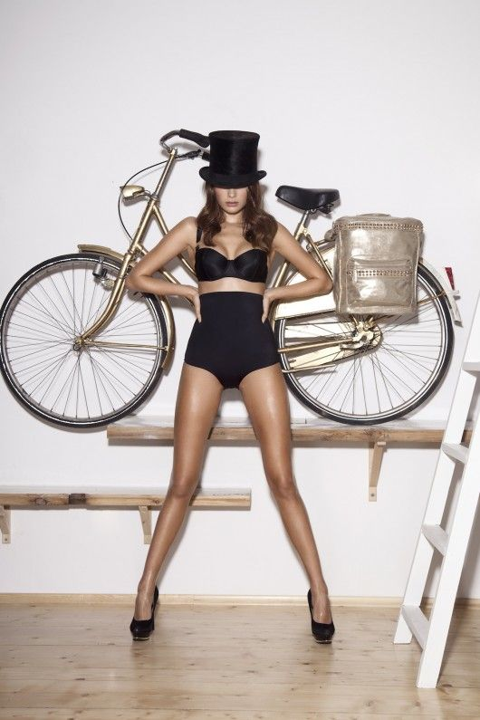do roweru-Plecak rowerowy MmeVelo SUNSHINE złoty