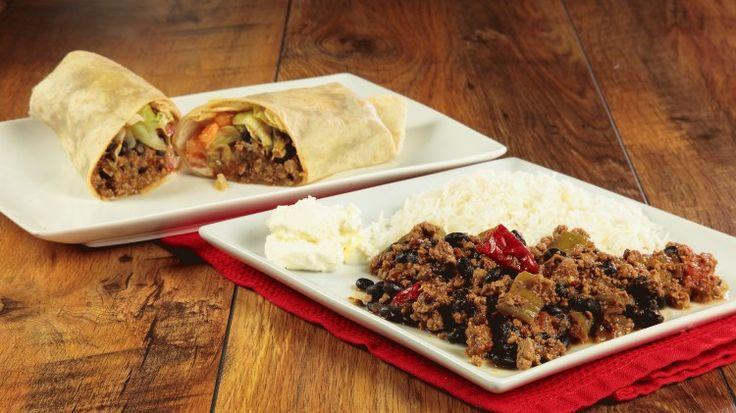 Ricetta Chili con carne: Chili con carne: una ricetta classica dei paesi sudamericani... Perfetta se vi va di organizzare una cena in stile messicano. Vedrete come è facile seguendo la video ricetta di Luca!