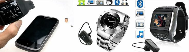 Spy long range bluetooth watch with earpiece in delhi also can buy online spy long range bluetooth watch with earpiece in india with reasonable price.