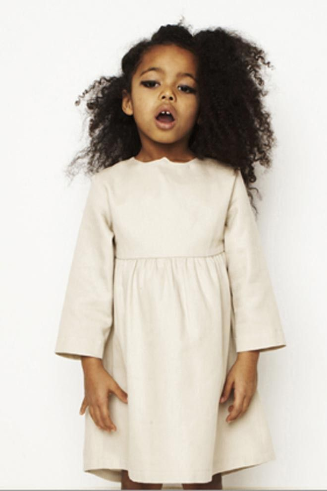 Sand Vivi Dress Baby Lady Inc
