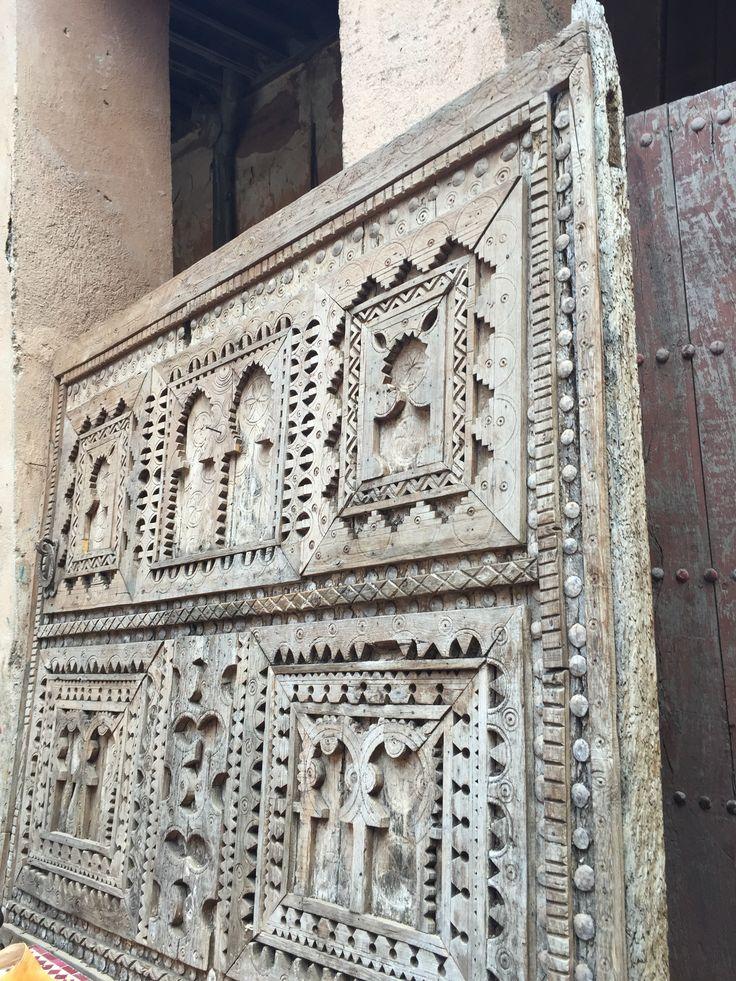 Morocco souks & medinas. Local craft.