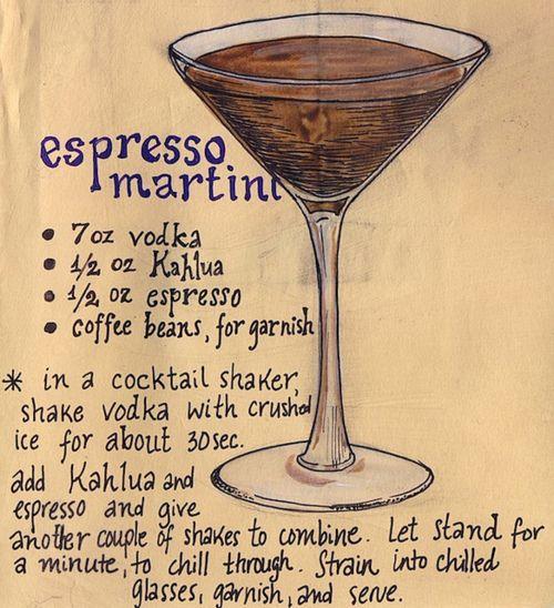 Espresso Martini Recipes