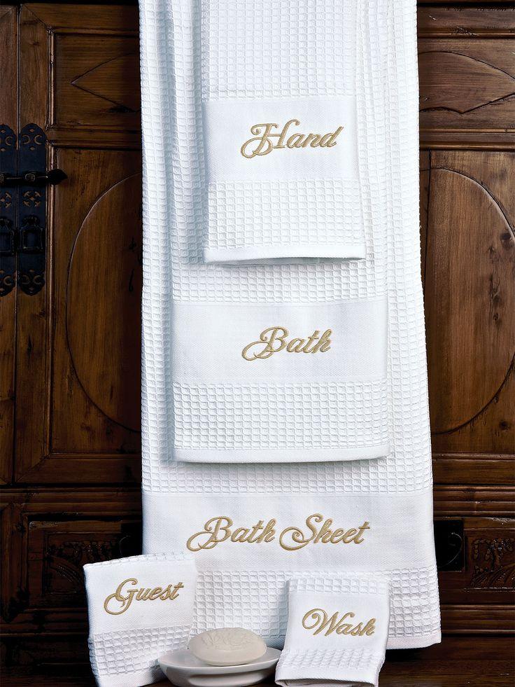 1000  ideas about monogram towels on pinterest