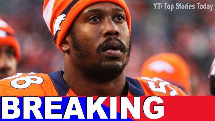 Breaking: After Kneeling, Bronco's Von Miller Got The Worse News Ever | Top Stories Today - YouTube