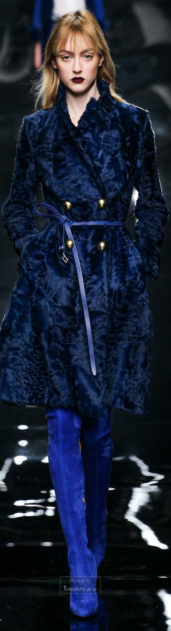 Ermanno Scervino | Fall 2015 RTW