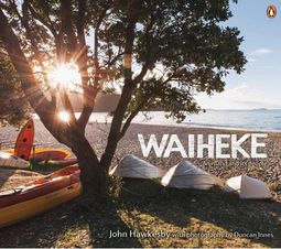 Book: Waiheke - An Island and its People  A superb memento of a very special place.  http://www.newzealandshowcase.com/productdetails.cfm/productid/692
