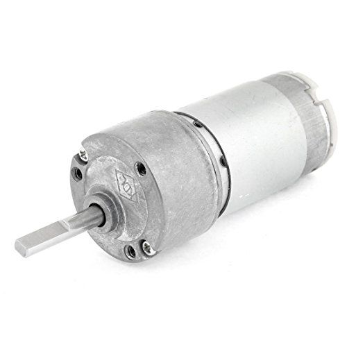uxcell DC 12V 1000RPM High Torque Electric Speed Reduce
