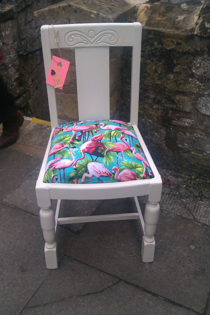 Fabilicious Flamingo Chair