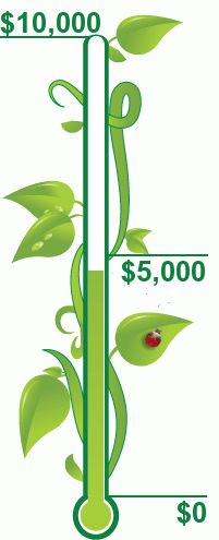 27 best Fundraising Thermometers and Goal Charts images on ...
