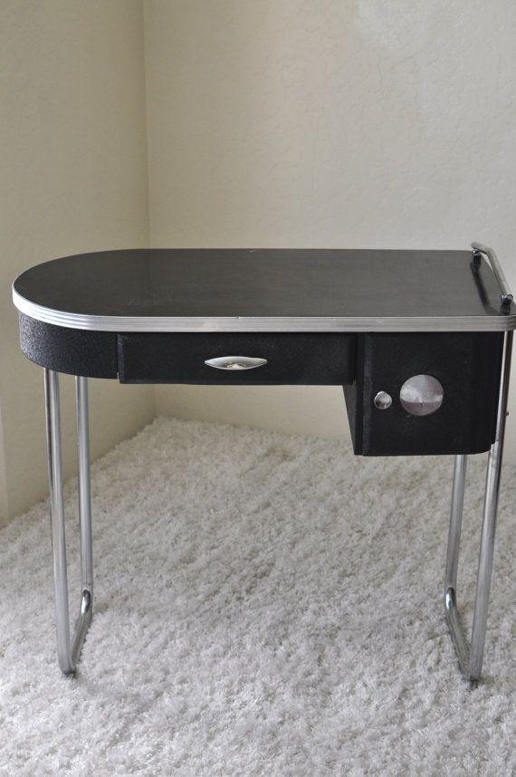 The 25 best vanity desk ideas on pinterest vanity diy for Diy art deco furniture