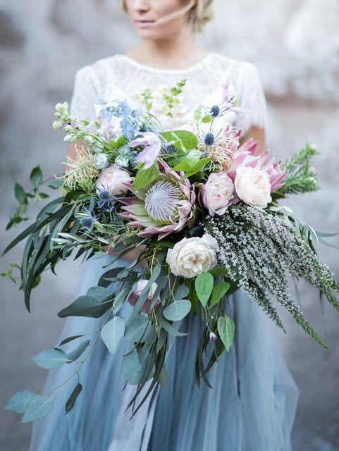 bloomers flowers & decor: { desert inspiration | zion workshop }