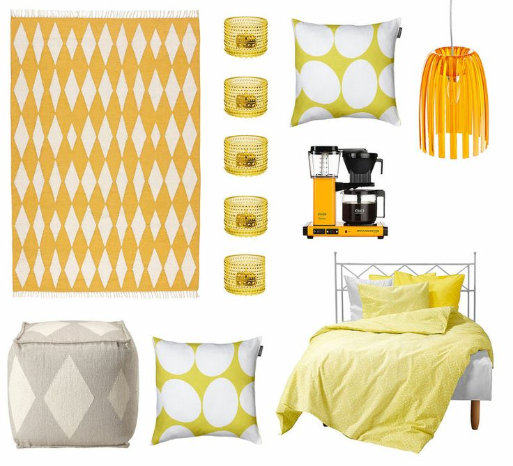 Be inspired by yellow