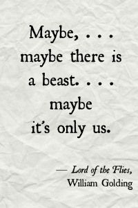 Lord of the Flies quote