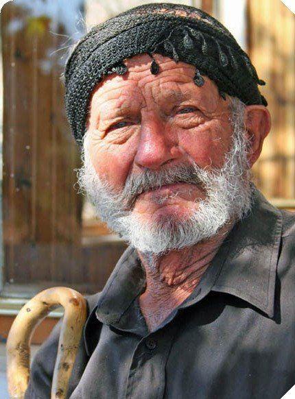 Cretan farmer.