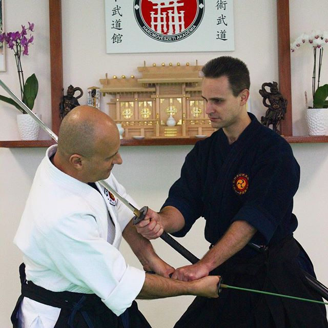 Precision, timing, discipline - Battojutsu practice  // Precizitás, időzítés, fegyelem - Battojutsu gyakorlás  #szegedbudokan #martialarts #academy #szeged #budokan #harcművészet #kard #sword #japan #japanese #iaito #katana #battojutsu #practice #training #mylife #lovewhatyoudo #battodo #samurai #spirit #warrior #budo #bushido #cut #cutting #iaijutsu #blade #kendo #iaido #precision