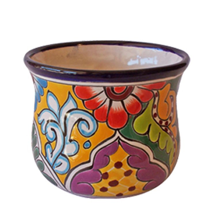 Mexican+Clay+Pots | Beauty Mexican Pottery Design for Garden Accessories, Pots by Anthar ...