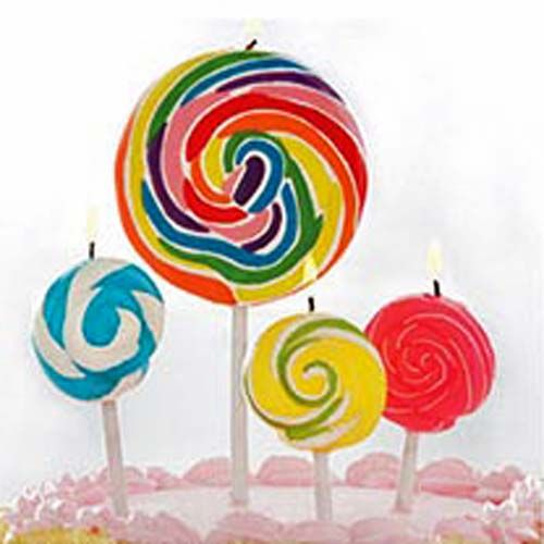 21 Best Distinctive Birthday Candles Images On Pinterest