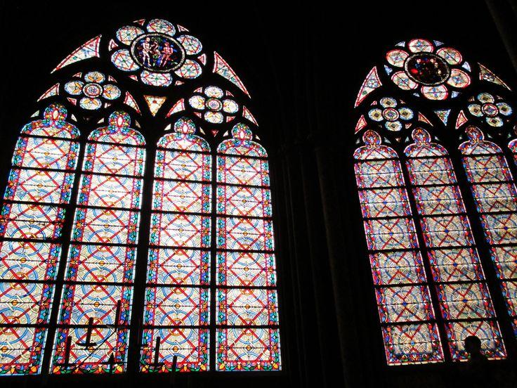 jul2013 Interiors of Notre Dame. #jiaxintravels
