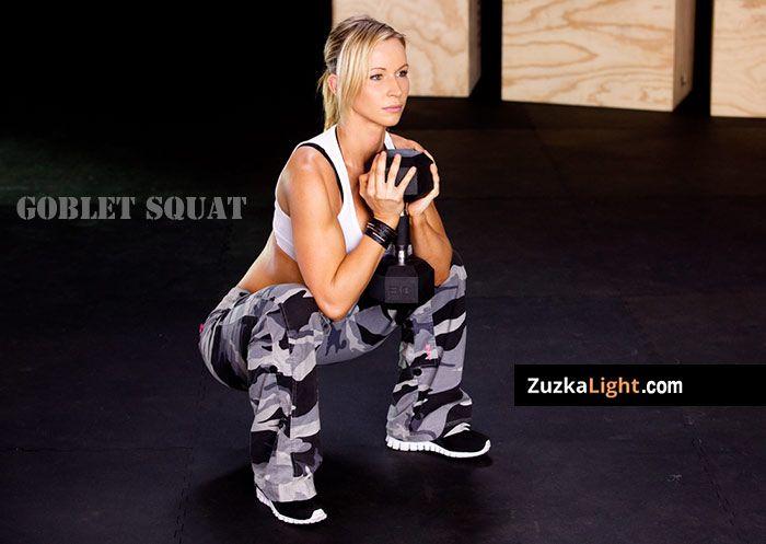 Workouts: Zuzka Light Workouts