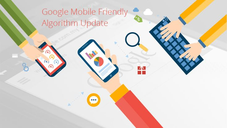 Curated content from Copyblogger, Hubspot and Designmodo on how Google Mobile Friendly Algorithm is going to impact mobile searches starting April 21, 2015