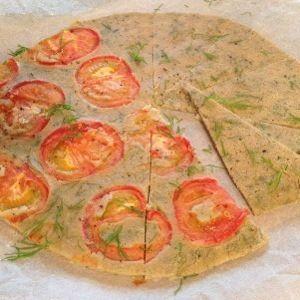 Quinoa Flatbread   Hunger Creates a Xanthippe   Pinterest