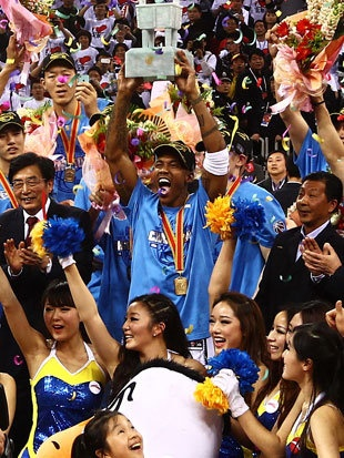 Stephon Marbury is getting a bronze statue in China