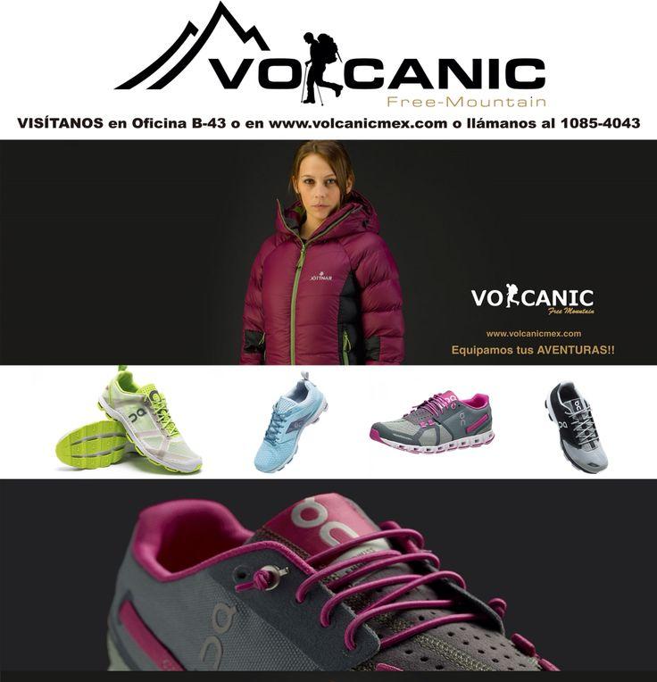 Visítanos En Www Volcanicmex Com
