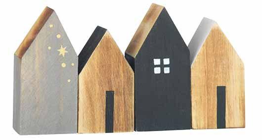 Houses Wood