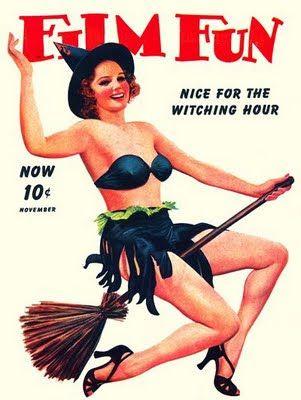 1939 November Film Fun Cover
