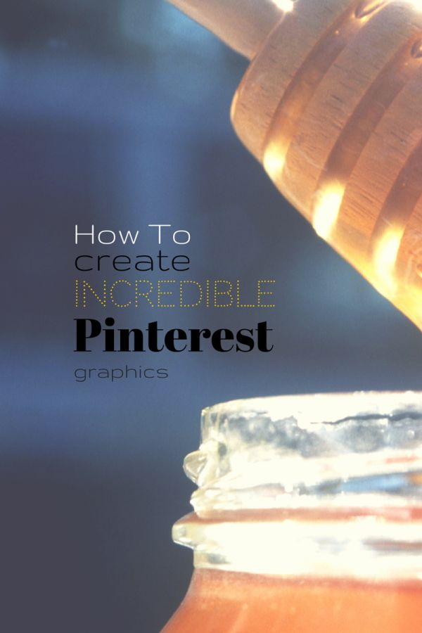 Creating graphics isn't easy, but anyone can do it if you applythese basic tips and tricks and practice a bit! 1. Use GREAT vertical photos Pinterest LOVES vertical photos. They take up more of the page, display in a more appealing way, and generate more clicks and engagement for your blog. What looks more appealingto...Read More »