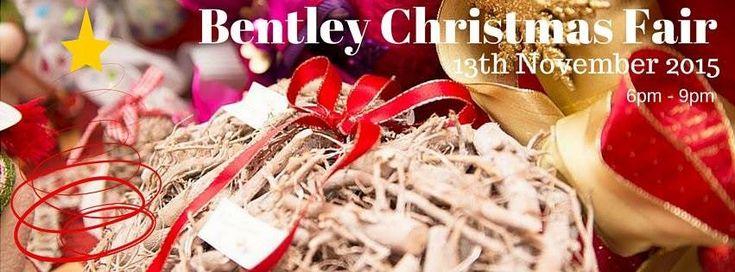 Bentley Christmas Fair