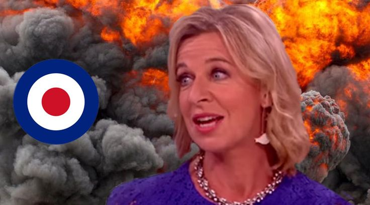 In what is being widely regarded as a bold but popular move, The Ministry of Defence has announced that the latest manifestation of the Brimstone ground attack missile will shortly be tested by the Royal Air Force on the controversial media personality and columnist, Katie Hopkins.   #Katie Hopkins Article #Katie Hopkins Blog #Katie Hopkins Book #Katie Hopkins Brexit #Katie Hopkins British #Katie Hopkins Column #Katie Hopkins Daily Mail #Katie Hopkins Facebook #Katie Hopkin