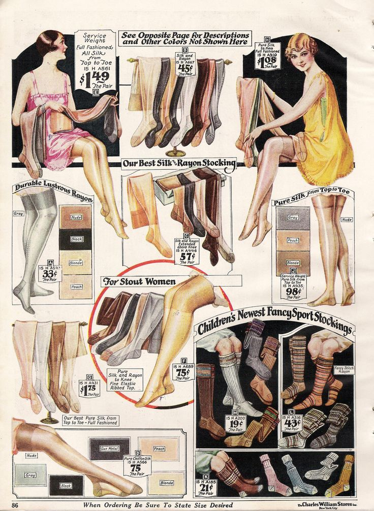 Highs Pantyhose Stocking Historical 8
