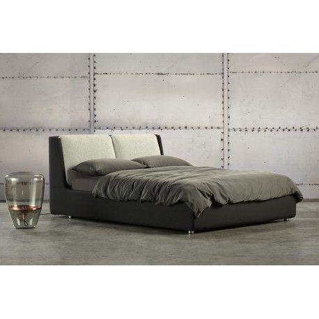 Łóżko tapicerowane Tube NAP