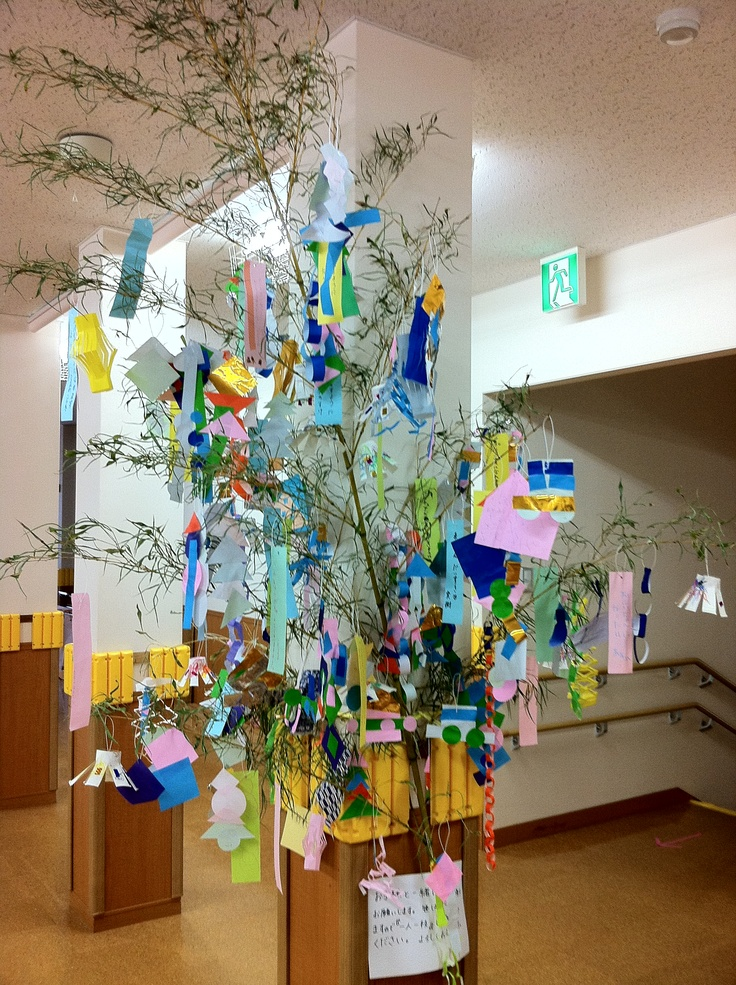 tanabata traditional japanese