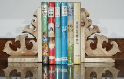 The Shed And Beyond: Homemade bookends ... ...
