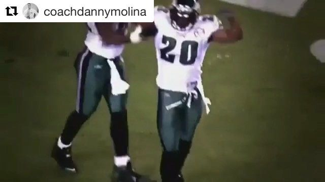 Congrats to Brian Dawkins on being named a Hall of Fame finalist! If he doesnt make it this year its rigged! #weaponx  ______________________________________________ #Repost @coachdannymolina (@get_repost) ______________________________________________ #flyeaglesfly #eaglesnation #eagles #philly #philadelphia #philadelphiaeagles #eaglesfans #football #bleedgreen #eaglesfootball #nfl #birdgang #nfceast #nfc #webleedgreen #eaglespride #eaglesnest