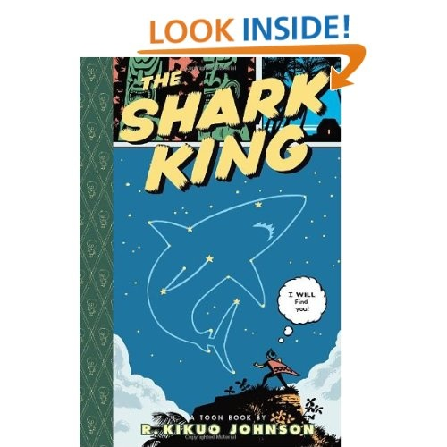 68 best graphic novels images on pinterest comic books comics and the shark king toon r kikuo johnson 9781935179160 amazon fandeluxe Gallery