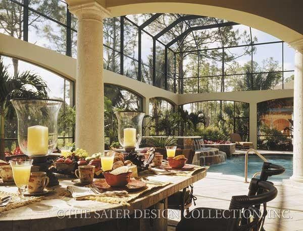 Casa Bellisima   Sater Design Collection Plans