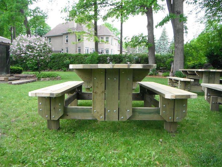 Accueil - Les Tables de Pique Nique Des Jardins